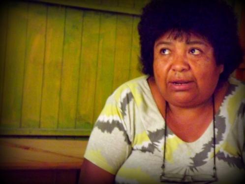 Defender las lomas: María es dirigente, vecina de las lomas...nos cuenta su experiencia.