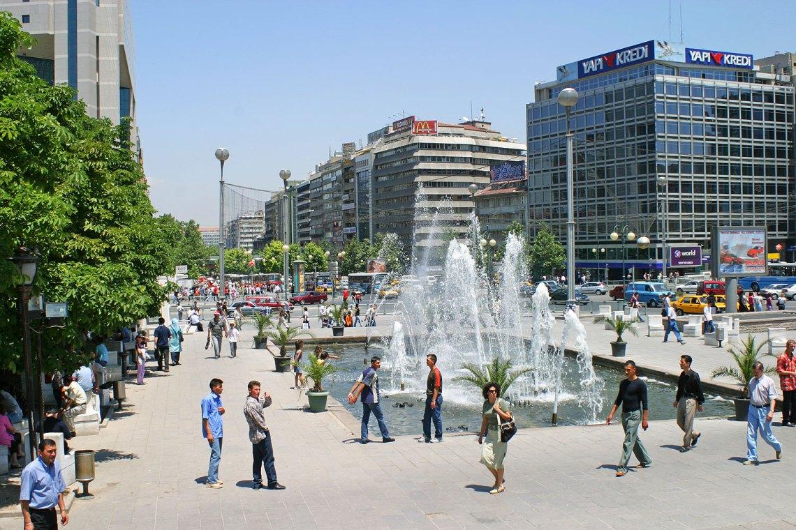 Centro-de-Ankara